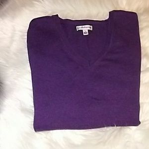 NWOTCroft and Barrow Cotton and Polyester Sweater